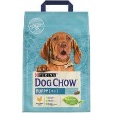 dog chow for puppies